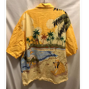 Disney Shirts - Mens Size XXL Disney Hawaiian Shirt